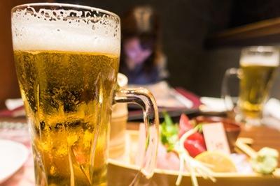 お飲物と宴会料理プランの画像