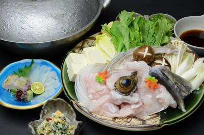 特選くえ鍋コースの画像