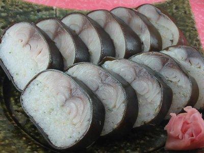 さば松前寿司の画像