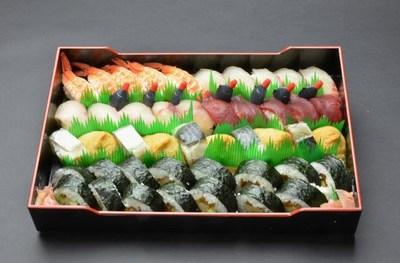 寿司盛合わせの画像
