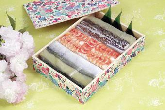 大阪寿司の画像