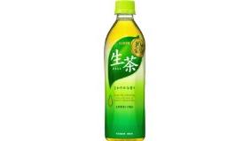 緑茶ペットボトル(500ml)の画像