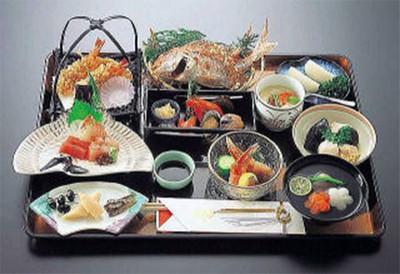 出張お祝い会席料理の画像