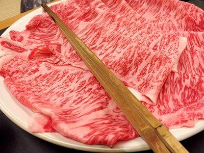 特選黒毛和牛すき焼きコース・しゃぶしゃぶコースの画像