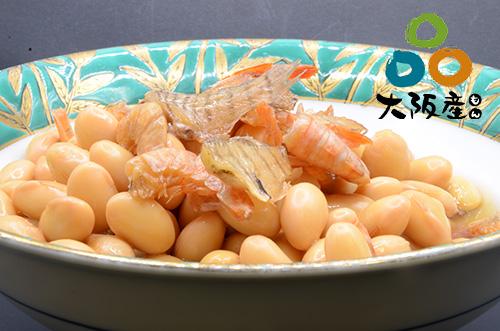 ごより豆(泉州地方郷土料理)の画像