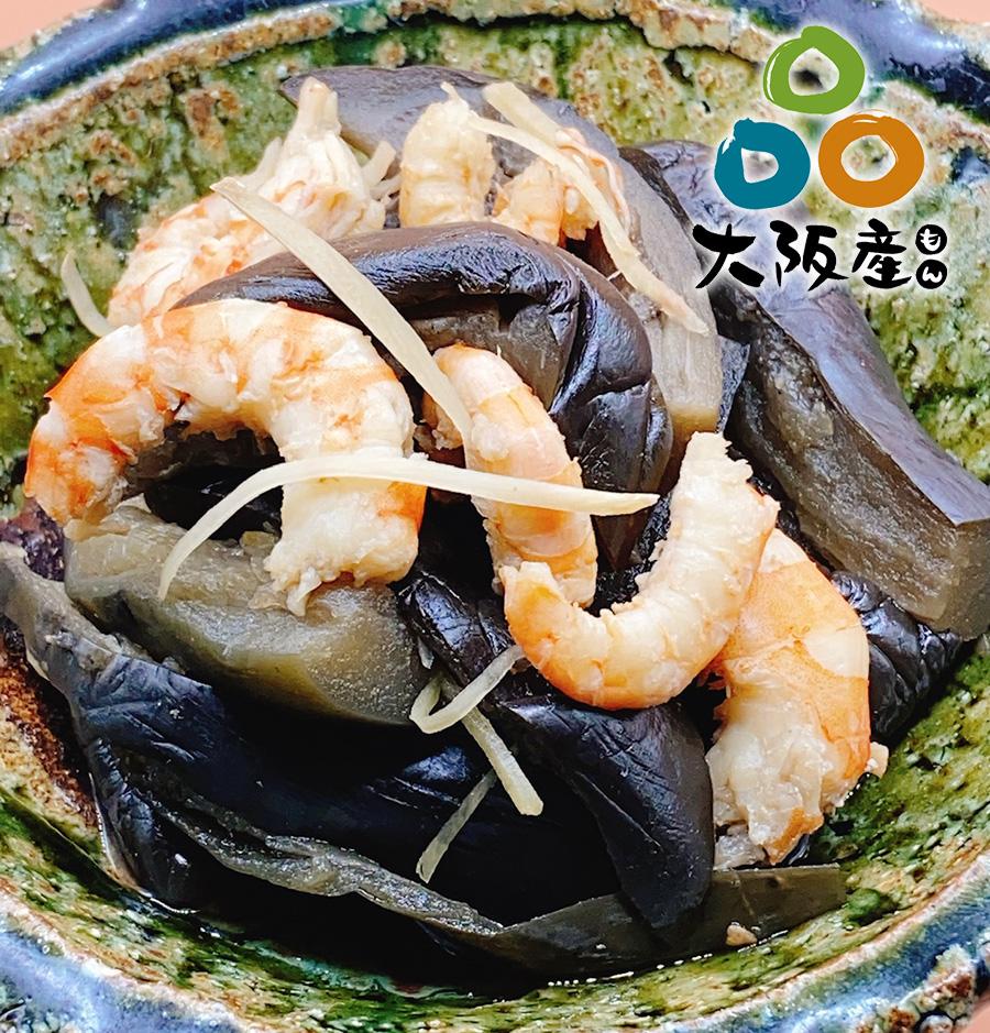 じゃこごうこ(泉州地方郷土料理)の画像